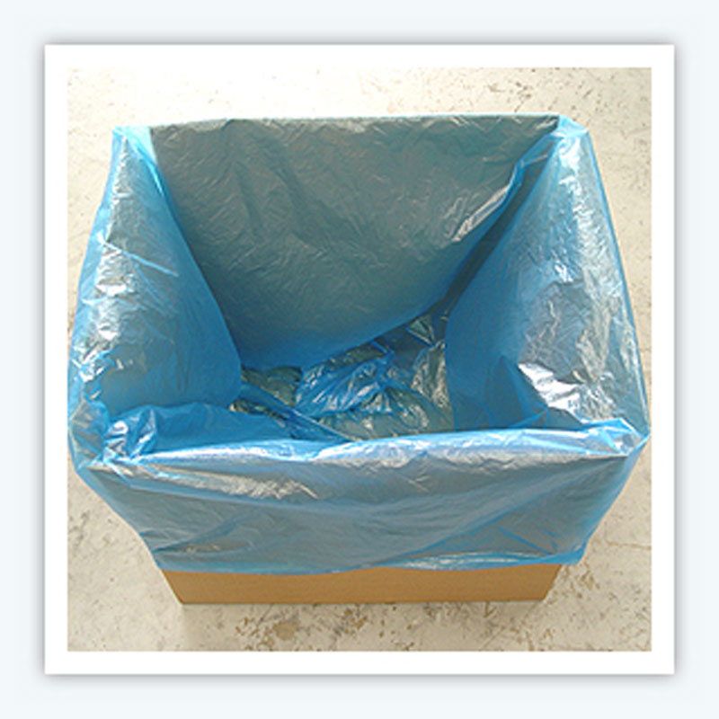 Xtex polythene box liners for Blue koi pond liner